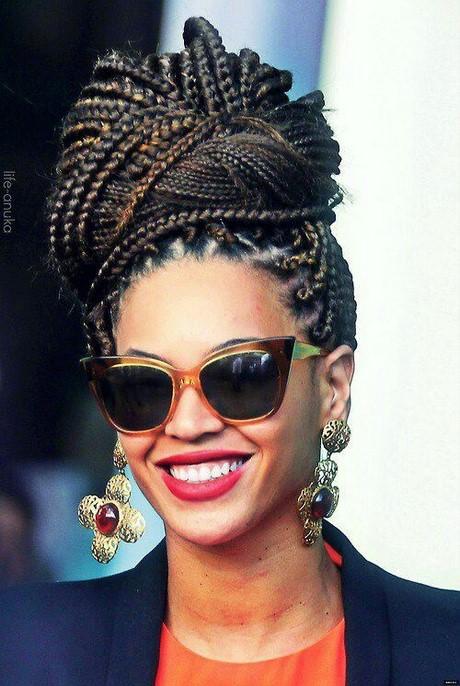 Les Plus Belles Tresses Africaine