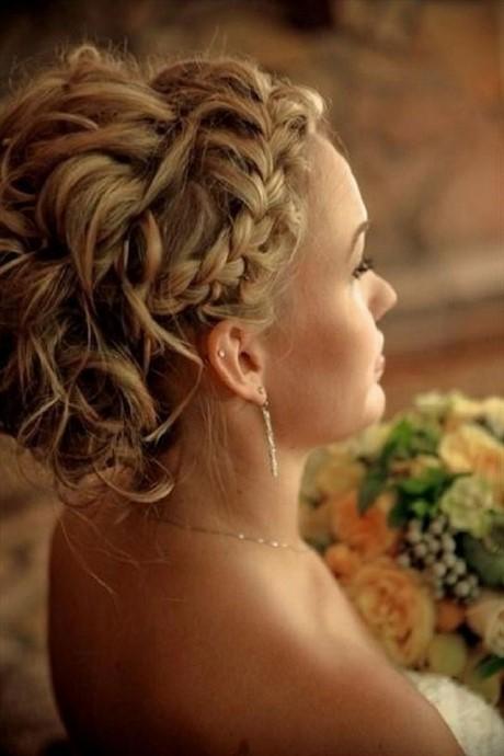 Modele de chignon avec tresse Beyonce Knowles Wedding Pictures