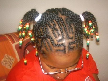 Modele tresse africaine enfant - Tresse pour enfant ...