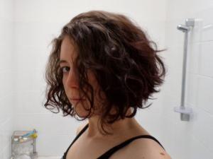 Se couper les cheveux au carré