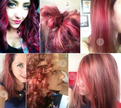 Couleur Cheveux Rouge