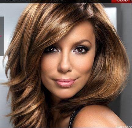 Id e teinture cheveux - Coupe courte couleur cuivre ...