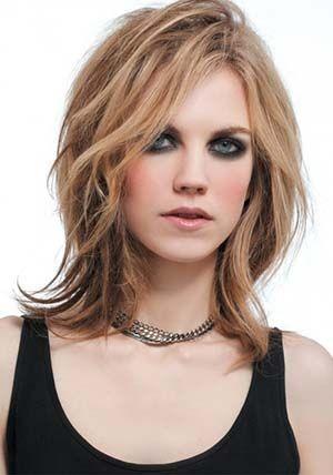 Modele coiffure permanente