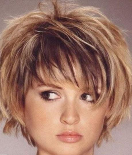 Coiffure pour un visage rond - Quelle coiffure pour un visage rond ...