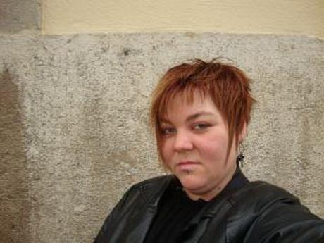 Coupe cheveux court femme ronde