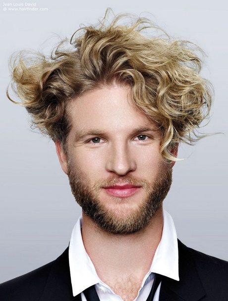 Permanente Homme Cheveux Court