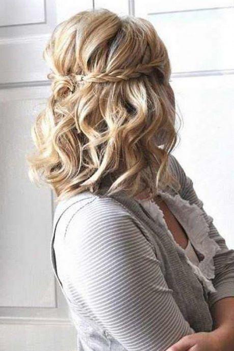 coiffure cheveux carr pour mariage. Black Bedroom Furniture Sets. Home Design Ideas