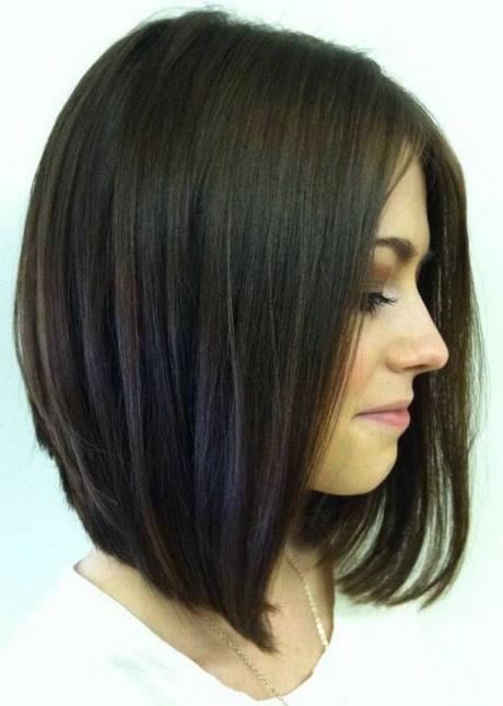 Coupe Cheveux Carré Plongeant Dégradé Long … coupe carré ...