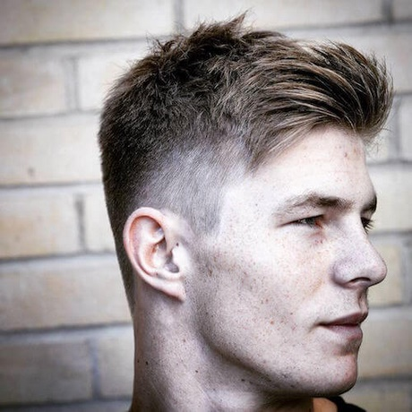 Coupe de cheveux d grad court homme for Image coupe de cheveux court hommes