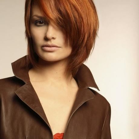 Coupe de cheveux pour visage fin femme