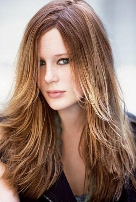 Modele de coiffure degrade long - Coiffure long degrade ...