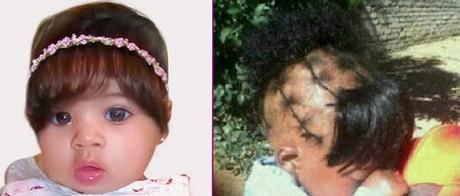 Tresses africaines enfants