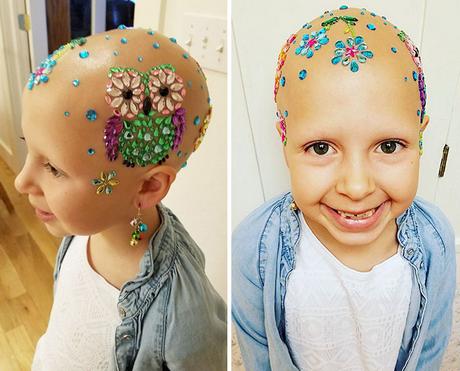 Coupe de cheveux pour petite fille de 7 ans
