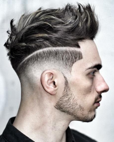 style coupe de cheveux homme 2017