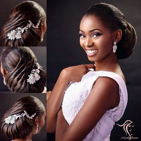 coiffure mariage pour femme africaine. Black Bedroom Furniture Sets. Home Design Ideas