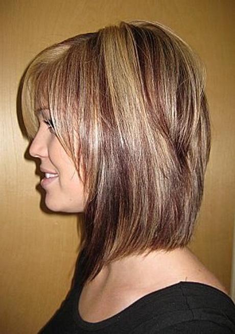 Coiffure tendance 2014 femme cheveux mi long