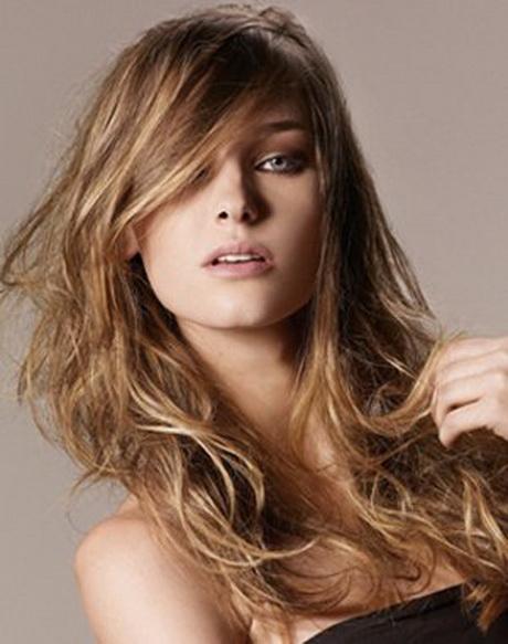 Coupe cheveux long epais