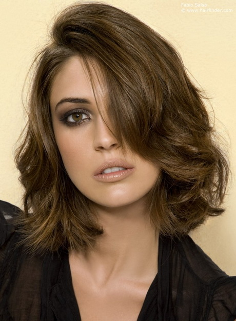 Coupe coiffure mi long 2014
