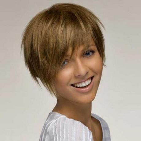 Coupe de cheveux court pour femme 2014