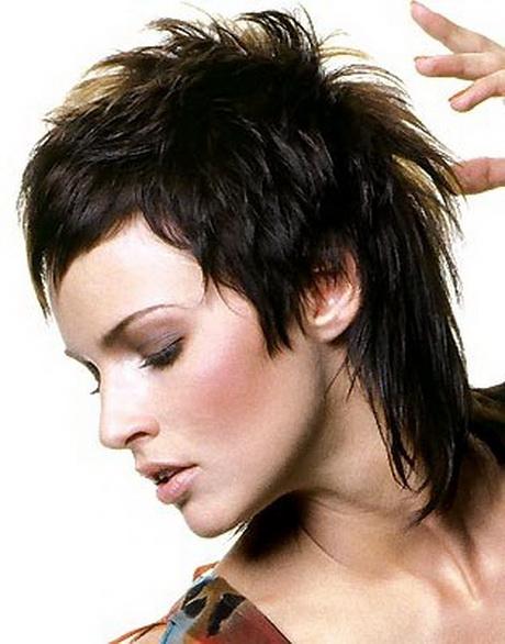 Coupe de cheveux fashion femme