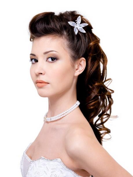 Coupe de cheveux femme pour mariage