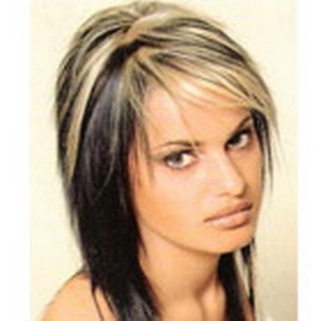 Coupe de cheveux jeune femme