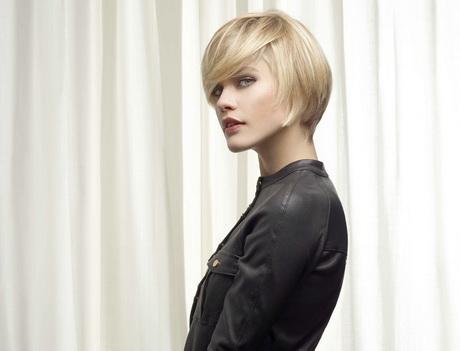 Coupes de cheveux courtes tendances 2014