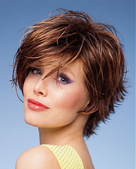 Differente coupe de cheveux femme