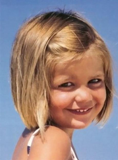 Modele coiffure fillette