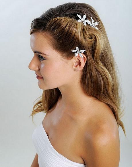 Modele coiffure mariage 2014