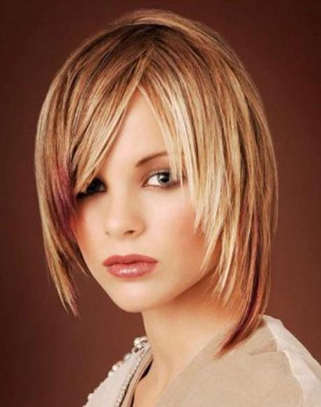 Modele de coiffure mi long pour femme