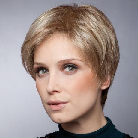 Modèles de coiffures courtes 2014