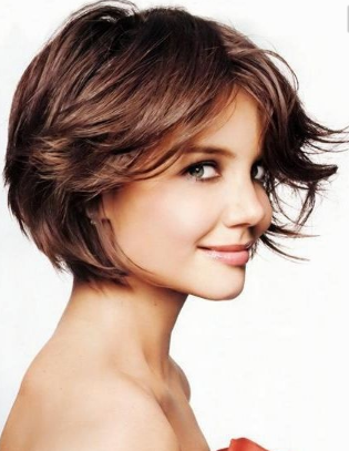 Coupe de cheveux femme visage allongé