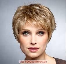 Coupe femme tete ronde